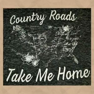 Maurices Country Roads tee